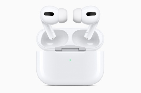 Apple introduces the AirPods Pro, its headphones with active noise cancellation