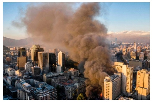 Chile burns again on the first day without a state of emergency and after the change of eight ministers International